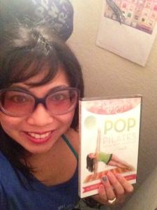 Blogilates POP Pilates DVD Premiere