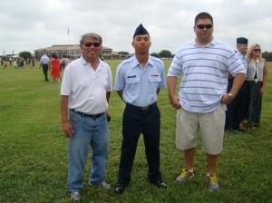 Congrats, Airman Dispo