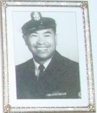 Uncle Terry, US Navy