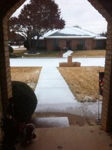 Snowy Abilene