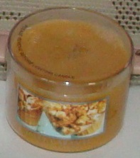 Salty Caramel candle