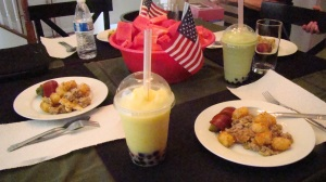 Memorial Day Lunch