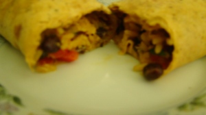 Southwestern Burritoes