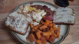 Blessed Birthday Breakfast