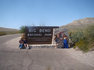 DISPO Fam @ Big Bend