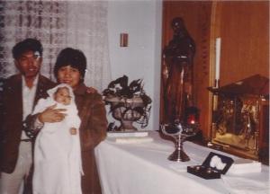 Elaine's Baptism