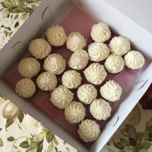 Red Velvet Cupcake ♥Heart♥