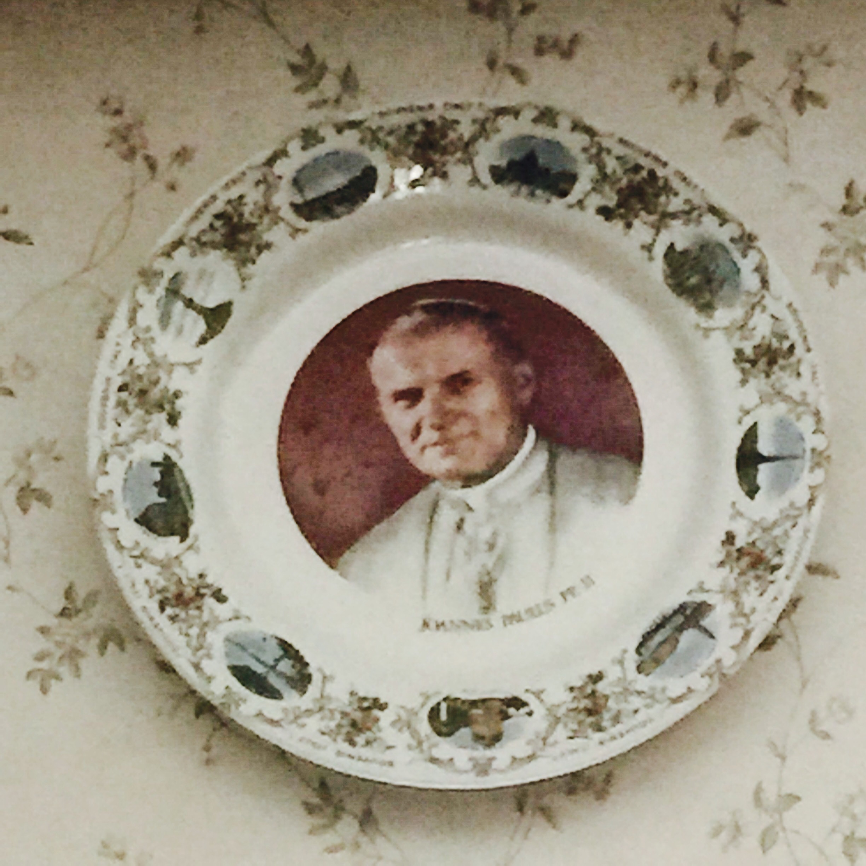 St. Pope JP2