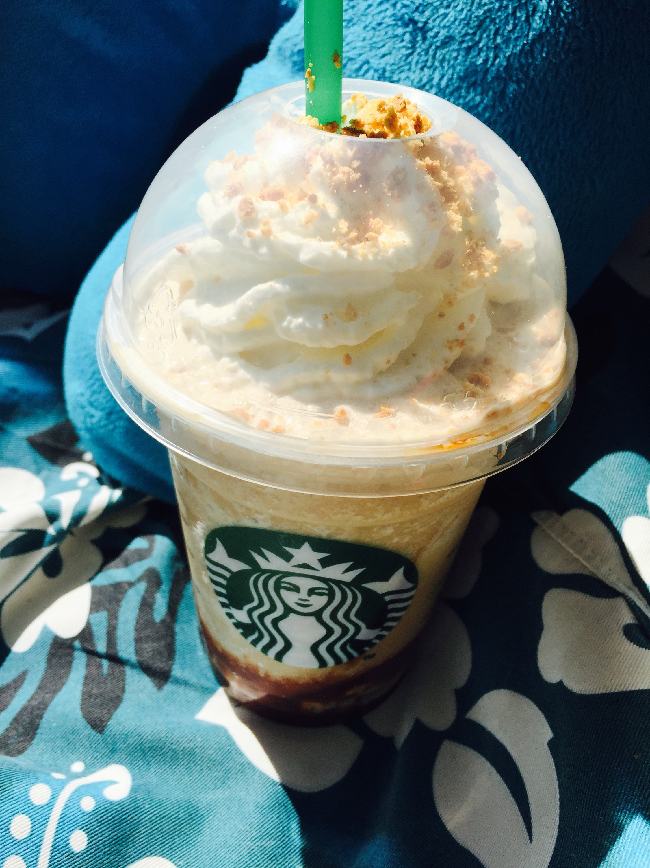 Starbucks S'mores Frappuccino