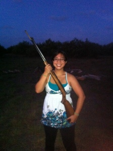 Elaine the Sharpshooter