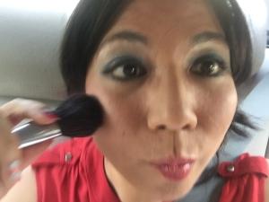 Moving Makeup
