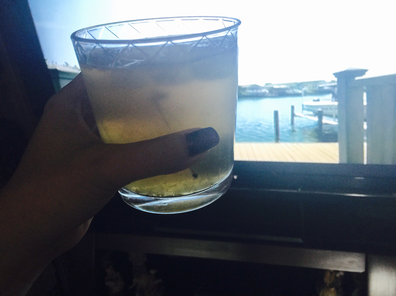 Wannabe Island Iced Tea