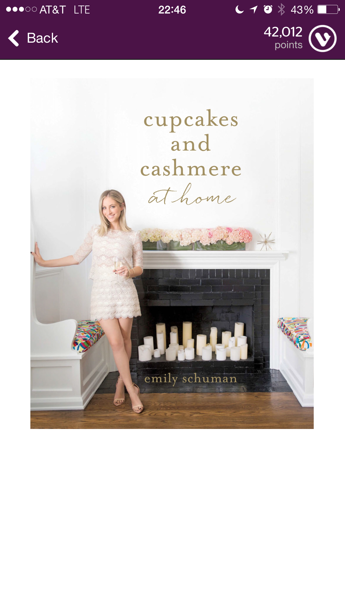 """Cupcakes & Cashmere @ Home"" eBook"