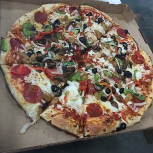 Vacay Pizza