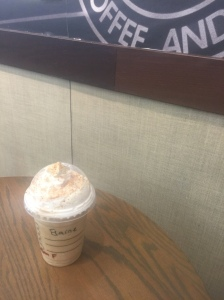 Toasted Graham Frap