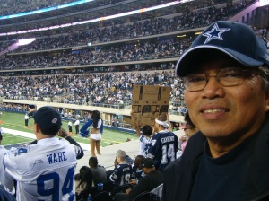 Dad the DCC Fan