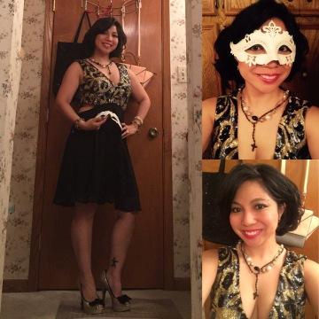 Side Show Dress